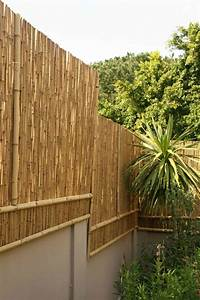 Garten Sichtschutz Bambus : garten sichtschutz sorgt f r angenehmes verweilen im eigenen au enbereich ~ Sanjose-hotels-ca.com Haus und Dekorationen