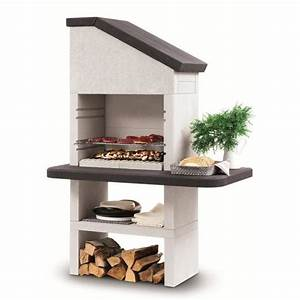 Barbecue En Dur : dubai barbecue combustible bois ou charbon de bois avec ~ Melissatoandfro.com Idées de Décoration