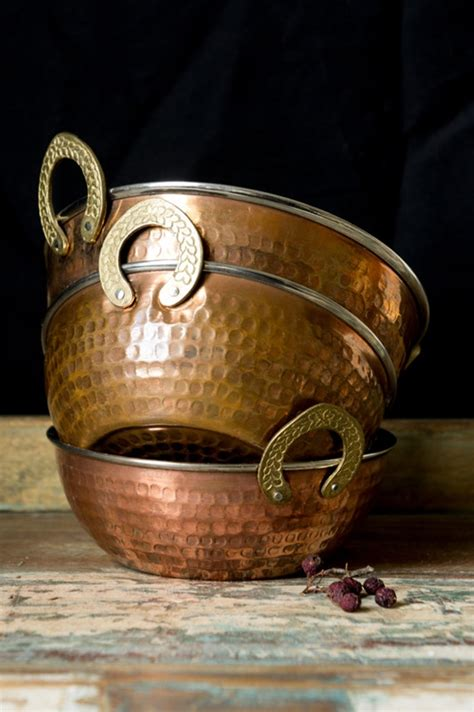 copper utensils  daily life