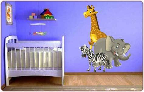 chambre bébé animaux decoration chambre bebe animaux visuel 9