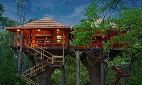 10 Treehouses In South India That?ll Bond You With Nature
