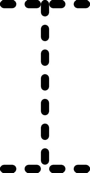 alphabet tracing letter  clip art  clkercom vector