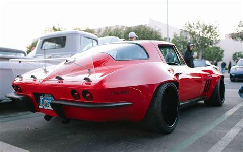 Pro Touring Corvette...