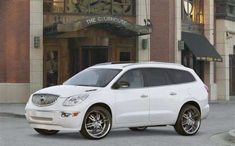 2007 Buick Enclave Reviews by 2008 Buick Enclave Ceo Edition Top Speed