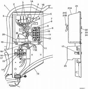 Ky 9189  Fuse Box Diagram In Addition New Holland Tractor