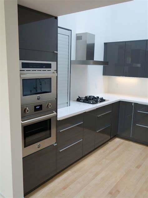 Modern Ikea Kitchen Home Design Ideas Pictures Remodel