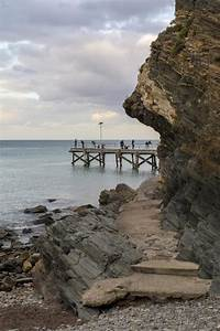 Jetty, At, Second, Valley, South, Australia, Fleurieu