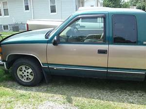 Purchase Used 95 Chevy 1  2 Ton Silverado 2wd Ext Cab In