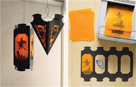 ideas for mantel decor vellum lanterns 10 spooky diy witch decor