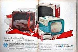Visiting Vintage Christmas Gift Ideas 1956