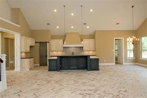 Travertine Kitchen Floor Design Ideas, Cost And Tips