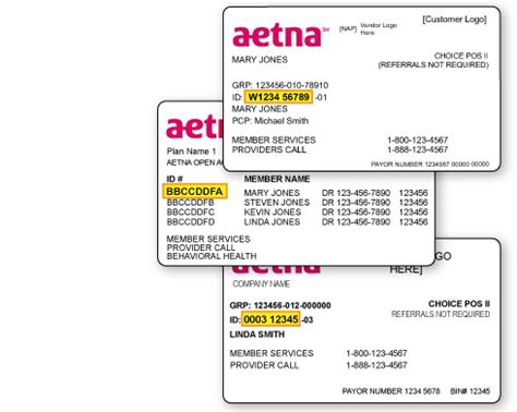 I have tried this * times now and no one calls. Aetna insurance card how to read - insurance