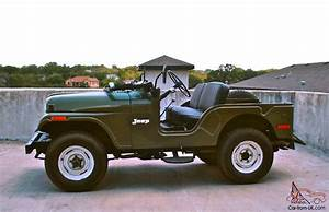 1973 Jeep Cj5 Base Sport Utility 2