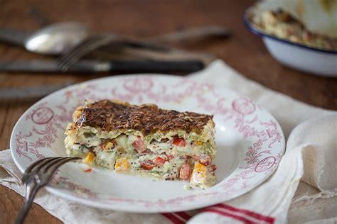 cuisiner des ravioles lasagnes de ravioles du dauphiné aux petits légumes
