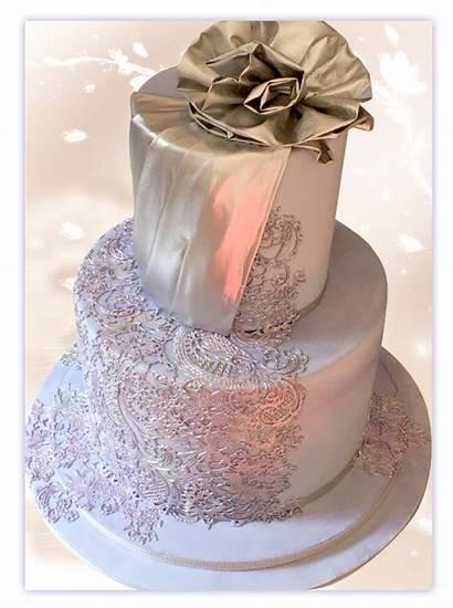 Edible Cake Cakes Fabric Crystal Candy Decor