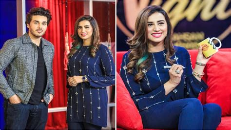 Create an account or log into facebook. Madiha Naqvi Took Our Breath Away On 'Bol Nights ...