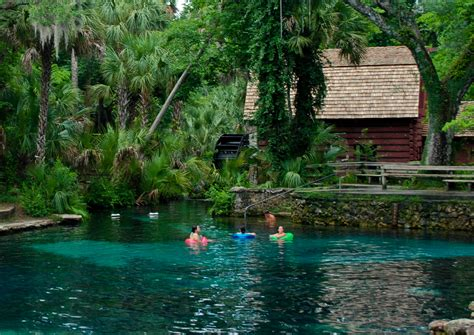 springs in florida with cabins juniper springs paddle and cing wrap up friday