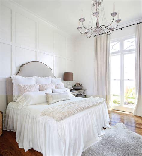 17 white bedroom design ideas
