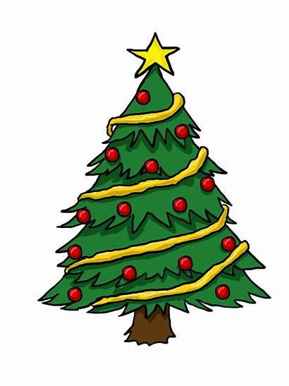 Clip Christmas Tree Christian Chr Clipart Trees