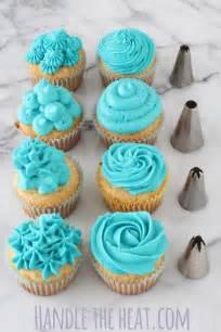 cupcake design cupcake decorating tips handle the heat