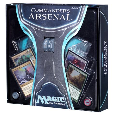 mtg commander decks 2012 december 9th magic the gathering commander s arsenal