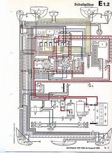Diagrama Electrico Vocho