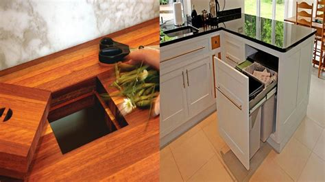 kitchen trash can ideas kitchen garbage can ideas trash can ideas