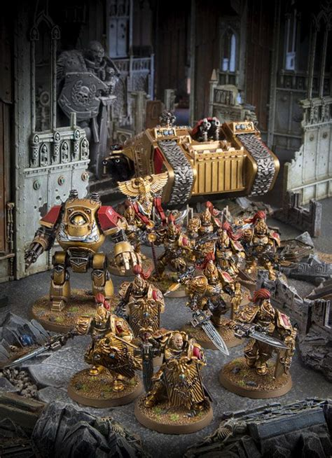Talons of The Emperor | Emperor, Warhammer, Warhammer models