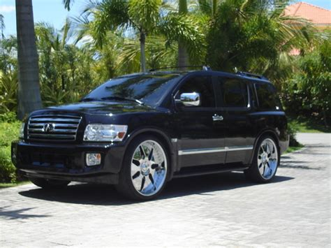 Infiniti Qx80 Modification by Lubylimited 2005 Infiniti Qx Specs Photos Modification