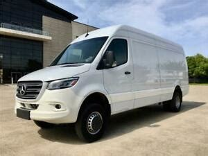 Whatever your needs are, there's probably a configuration that'll do the job. 2019 Mercedes-Benz Sprinter 3500XD High Roof 170 4WD, 4x4, 10 Miles | eBay