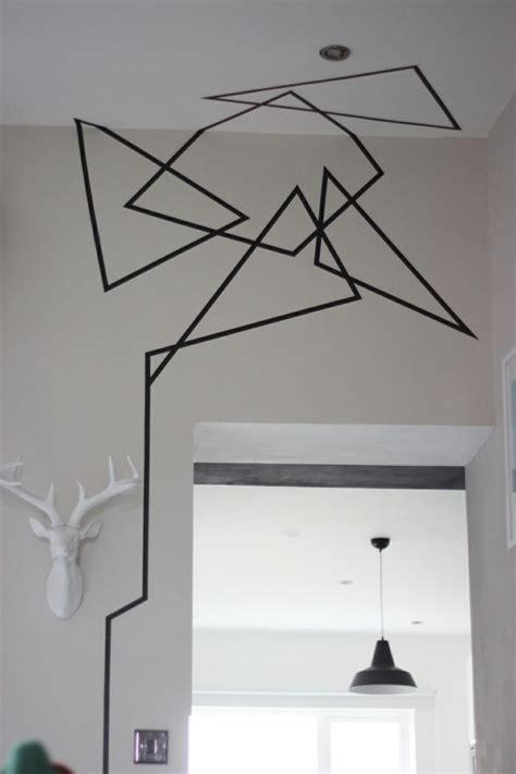 Wandgestaltung Mit Farbe Muster by 1001 Muster Schwarz Wei 223 Lassen Sie Eine Wandgestaltung