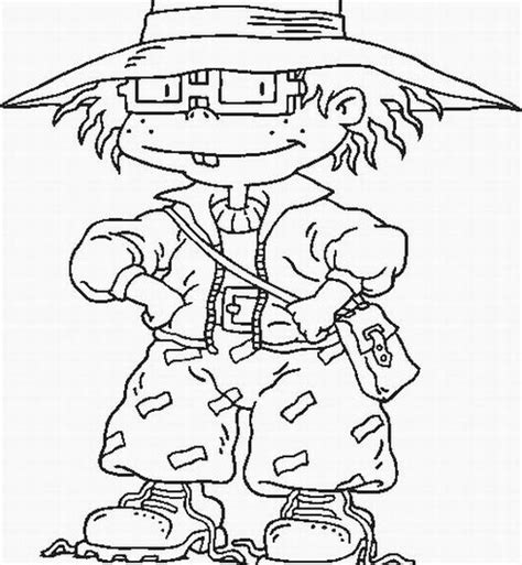 Rugrats Coloring Pages  28 Images  Rugrats Coloring