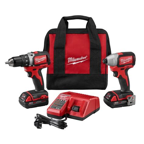 milwaukee   volt lithium ion cordless compact