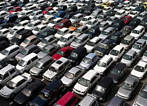 Value of used cars down this year