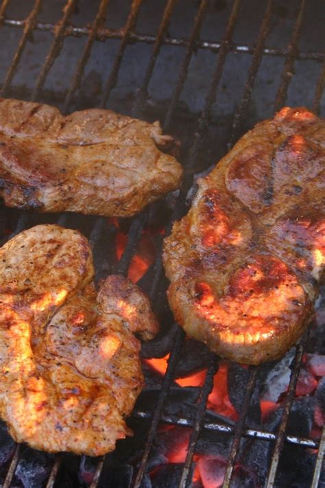 charcoal grill steak cook grills