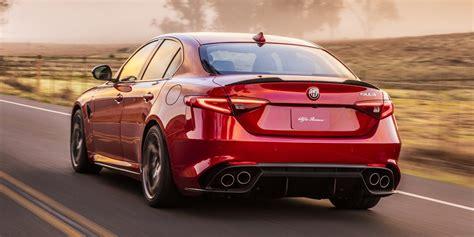 Alfa Romeo To Usa by Alfa Romeo Giulia Quadrifoglio Specs Alfa Romeo Usa