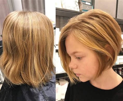 55 Cute Bob Haircuts For Kids