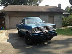 Buy Used 1974 Dodge Power Wagon 100 In Chattanooga