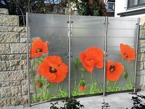 Sichtschutz Glas Bauhaus : terrassen sichtschutz glas merina ~ Eleganceandgraceweddings.com Haus und Dekorationen