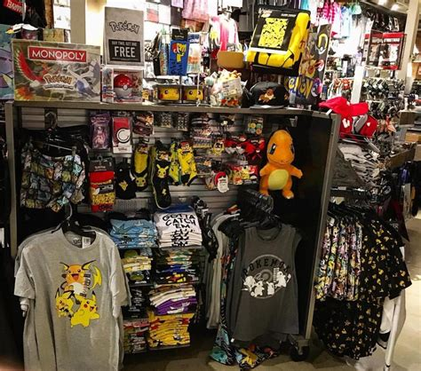 """Hot Topic on Twitter: """"Catch all the merch! Pokemon is buy"""