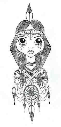 Really want a princess tiger lily tattoo, something that is something to do with Peter Pan, but