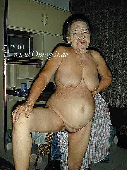 Ugly Nude Grannies