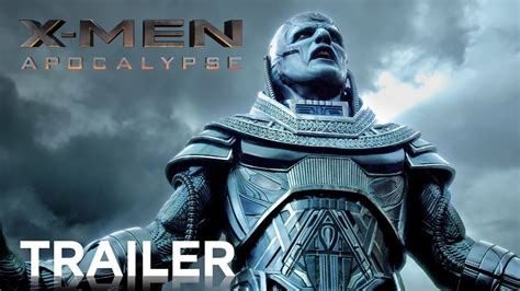 X-MEN: Apocalypse (2016)   20th Century Fox