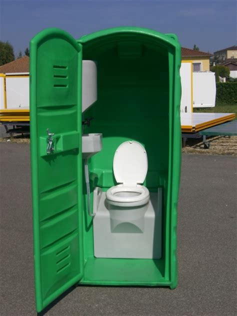 toilette de chantier prix cabine wc autonome mini maxi sanitaires de chantier