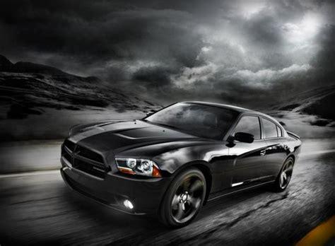 Dodge Charger Blacktop Invades Ces » Autoguide.com News