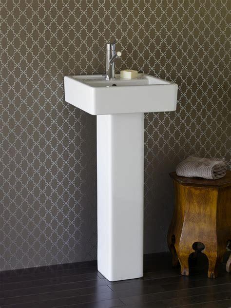 toto pedestal sink canada smallest pedestal sink available sinks ideas