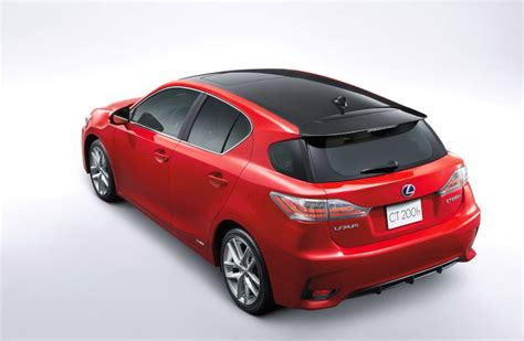 lexus cars news refreshed  ct
