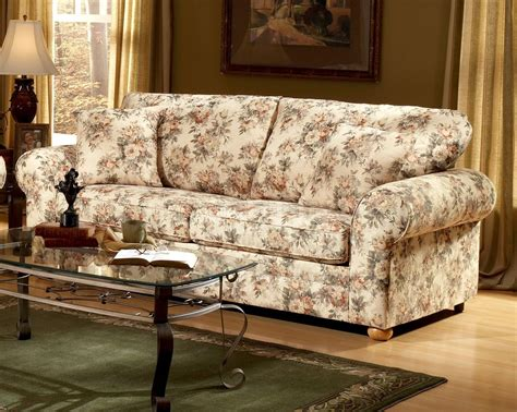 Patterned Sleeper Sofa by Patterned Fabric Sofas Bold Patterned Fabric Sofas For A