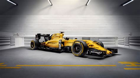 2016 Renault Rs16 Formula 1 Wallpaper