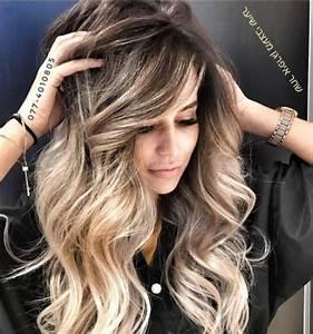 Tendance Cheveux 2018 : tendance balayage cheveux 2018 ~ Melissatoandfro.com Idées de Décoration